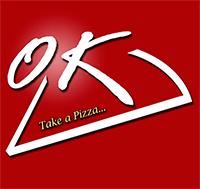 Logo von OK-Pizza Drive Stephan Zarges e. Kfm.